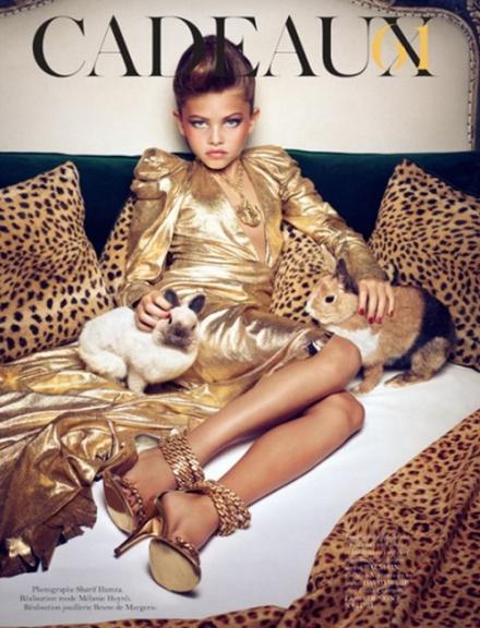 fashionista, thylane blondeau